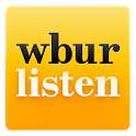 WBUR - Logo