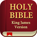 King James Bible (KJV) - Free Bible Verses + Audio download
