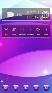 Download free Glaring contracted 91 Launcher Theme for PC on Windows and Mac apk screenshot 1