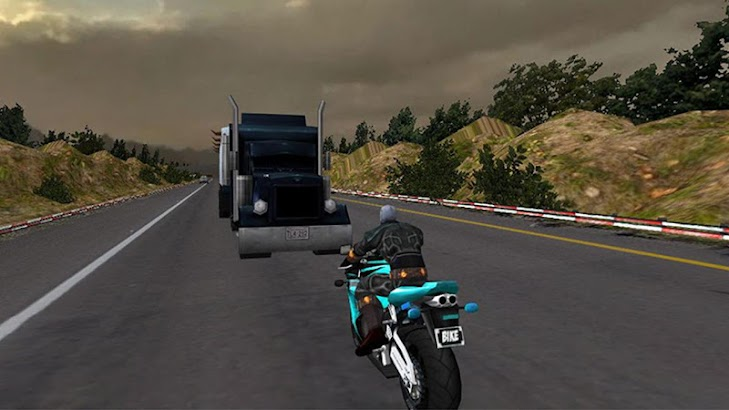 Dead Rider 3D- screenshot thumbnail