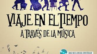 Cartel del Festival Fin de Curso 2019 de Aula Creativa de Música en el Teatro Cervantes.