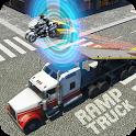 Car Transform Mega Ramp Truck Robot Transformation icon