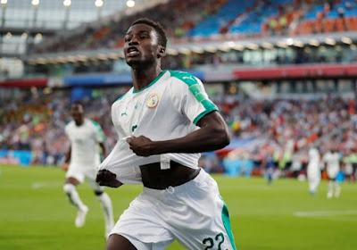 L'Eupenois Wagué réalise un record en Coupe du Monde