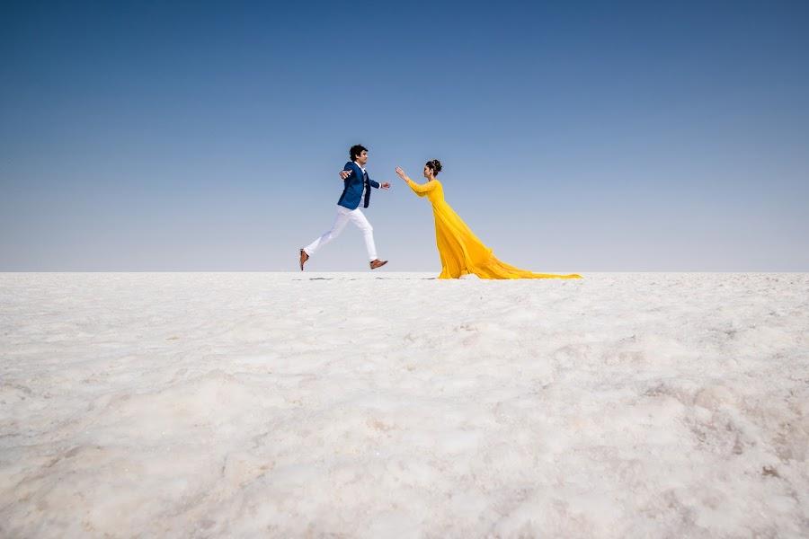 Wedding photographer Manish Patel (THETAJSTUDIO). Photo of 19.02.2018