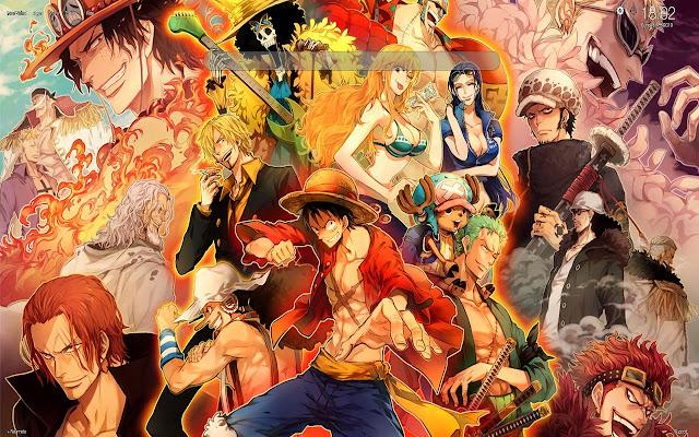 Top 10 Animes HD Wallpapers