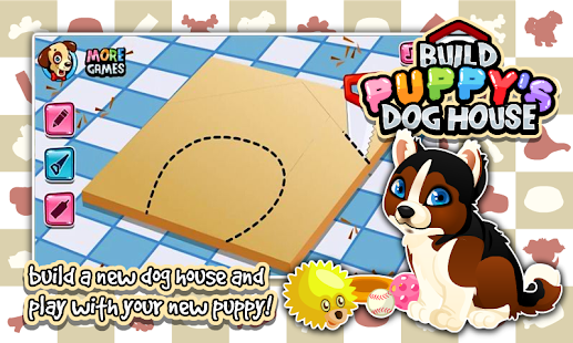 Puppy Pet Care & Dog House- screenshot thumbnail