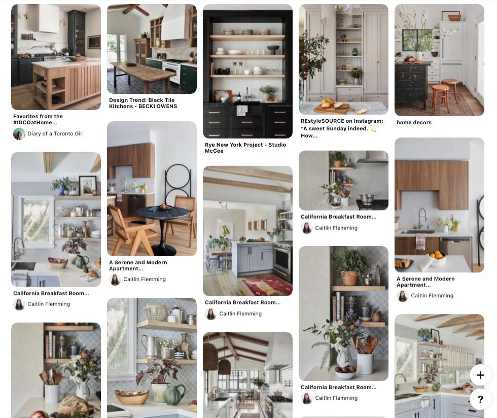 interior design pinterest board
