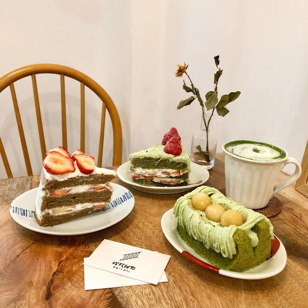 階段甜點-在有溫度的老房子裡吃著闆娘母女用心製作的輕食&甜點,體重也要邁向另一個階段了!