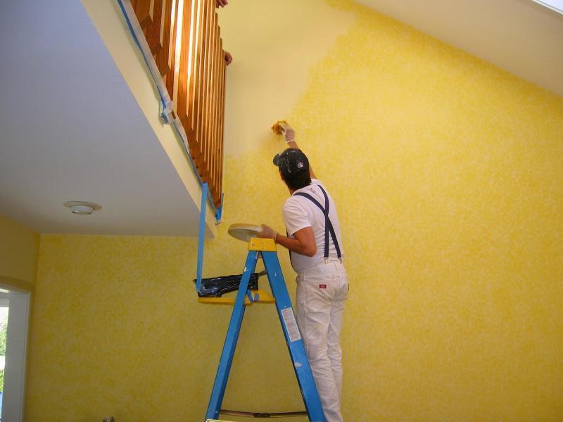 Dịch vụ sơn nhà đảm bảo cho bạn chất lượng thi công cao nhất