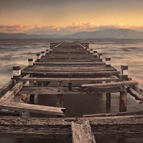 Dermaga by Erwan Setyawan - Landscapes Beaches