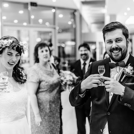Wedding photographer Petr Hrubes (harymarwell). Photo of 06.02.2018