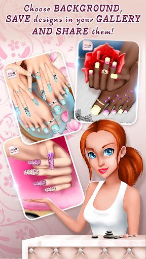 Nail Art Fashion Salon: Manicure and Pedicure Game 2.1.1 screenshots 5