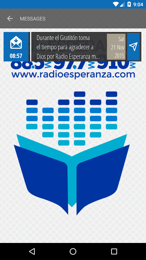Radio Esperanza- screenshot