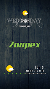 Zoopex for Zooper Widget v1.5