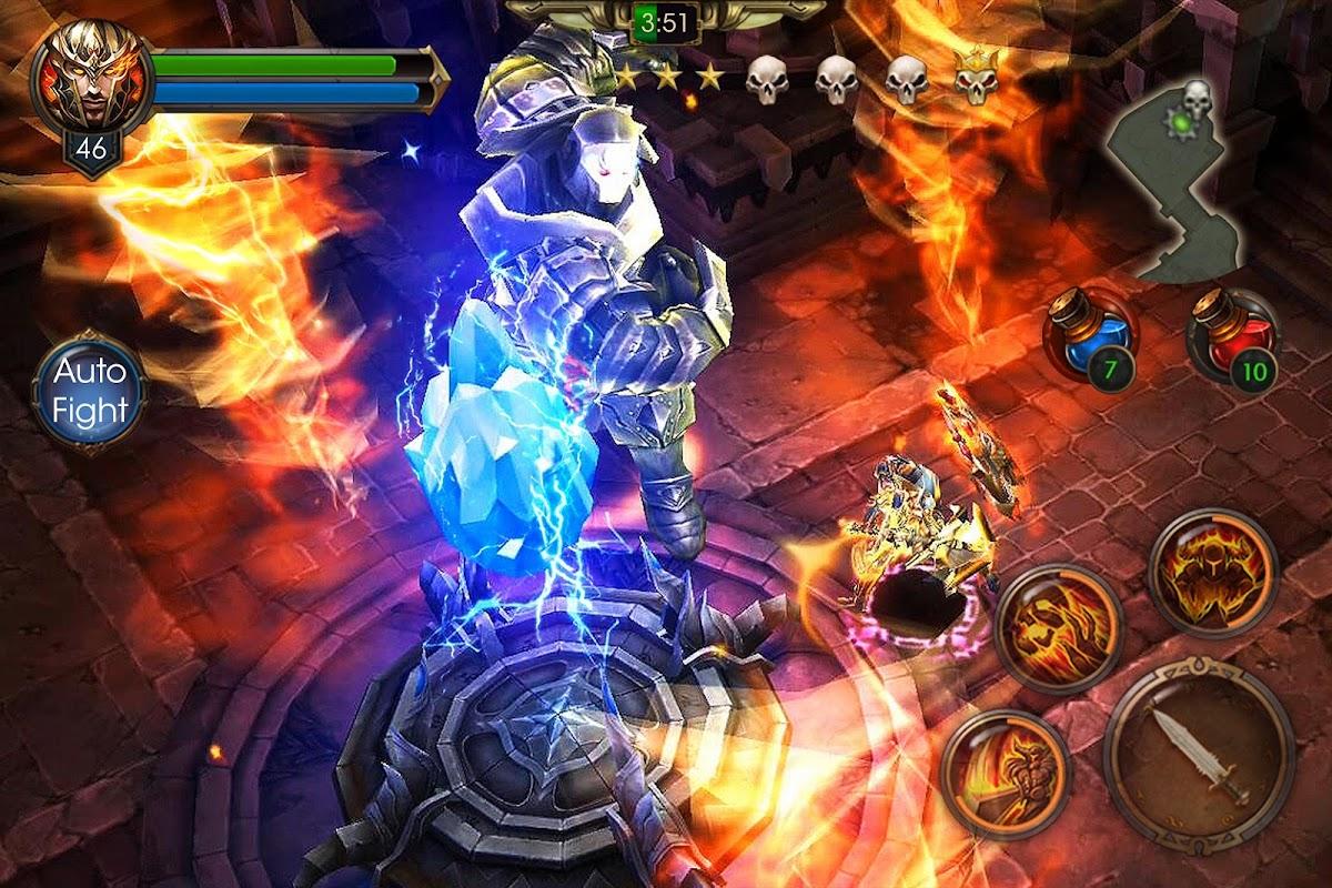 Legacy of Discord-FuriousWings screenshots
