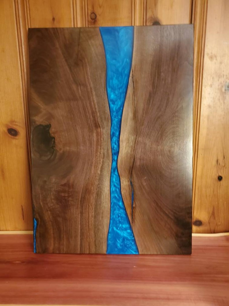 Epoxy River Table Top Epoxy Resin River Table
