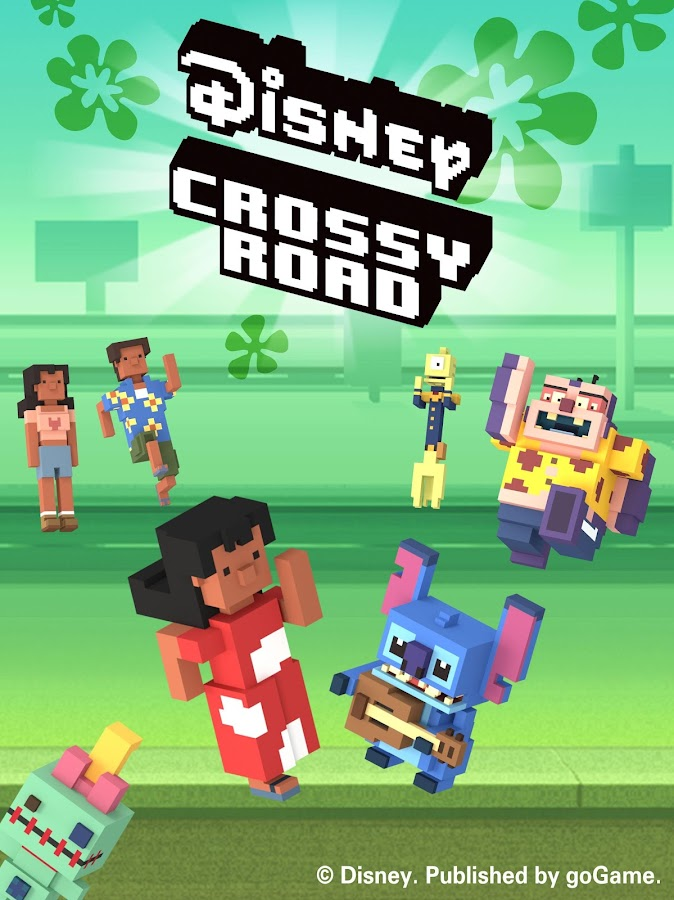 Disney Crossy Road SEA- screenshot