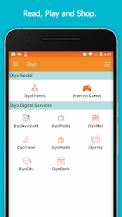 Diyo  Daily Assistant- screenshot thumbnail