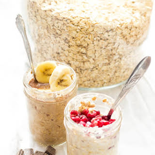 His & Hers Overnight Oats.