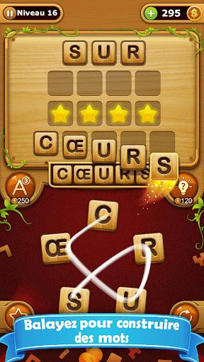 Télécharger Word Connect - Puzzle de jeux de mots APK MOD (Astuce) screenshots 1