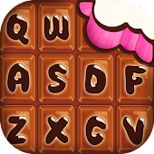 Chocolate Keyboard Themes 2017