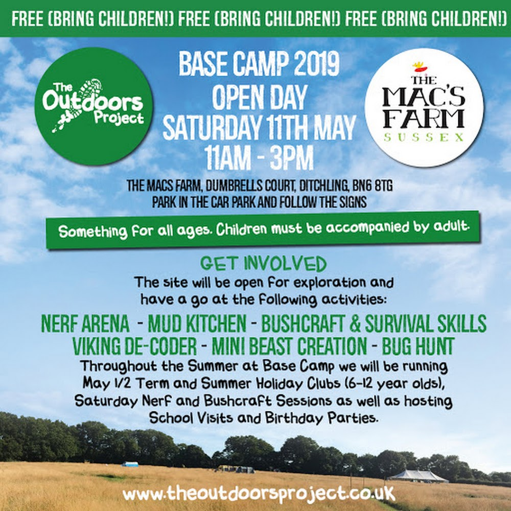 Base Camp Open Day
