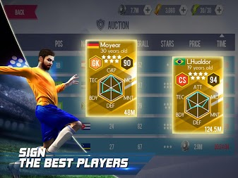 Real Football APK screenshot thumbnail 15