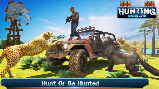 Hunting Games 2018 - Sport Hunting Games In Safari 1.3 screenshots 2