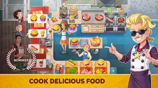 Cooking Diary®: Best Tasty Restaurant & Cafe Game 1.8.0 screenshots 1