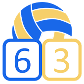 Volleyball Score (no ads)