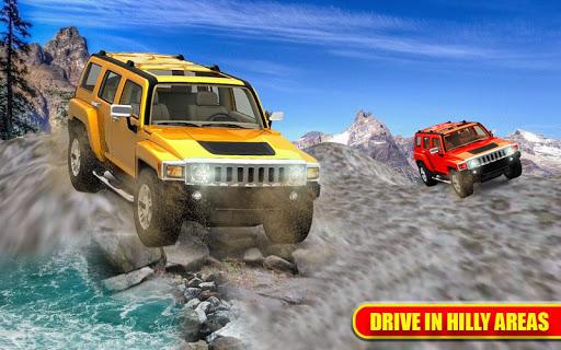 Hummer Car Race Game Download