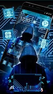 Matrix Secret Hacker Theme👨💻 Apk Latest Version Download For Android 2
