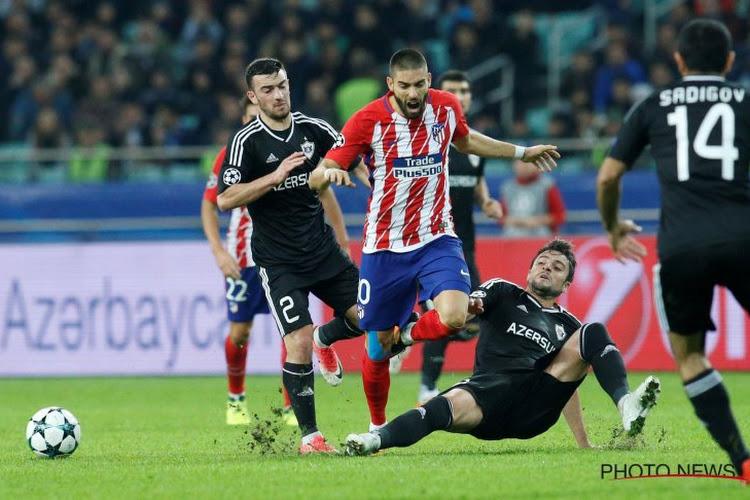 Atlético (met invaller Carrasco) maakt gehakt van Levante, Serie A-Belgen zien lijdzaam toe vanop de bank en vier landgenoten op het veld in Eredivisieduel
