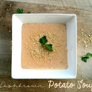 Hashbrown Potato Soup