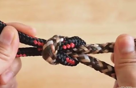 how to tie rope knots - náhled