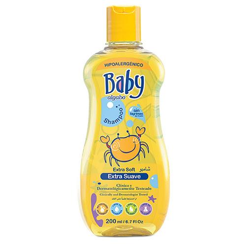 champu algabo baby extra suave 200ml