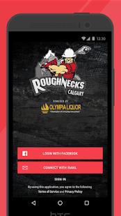 Calgary Roughnecks - náhled