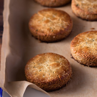 The Best Part About These Rosemary Biscuits? They're Paleo-Friendly!