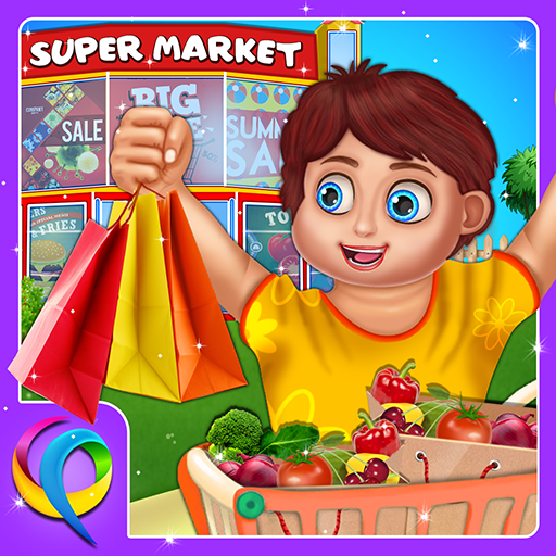 Supermarket Kids Shopping Android APK Download Free By Crazyplex LLC