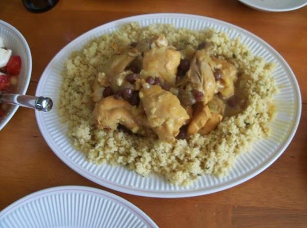 Moroccan Apricot Chicken Recipe