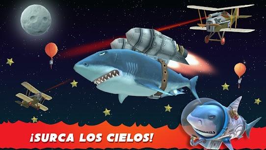 Hungry Shark Evolution (MOD) APK 5