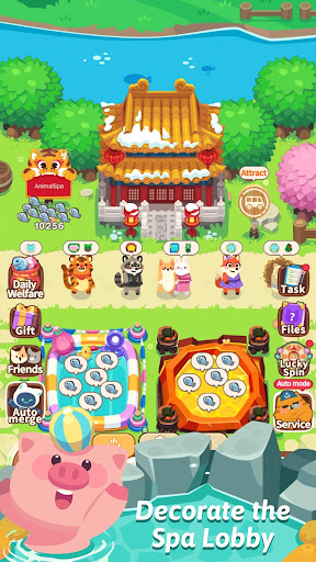 Animal Spa - Lovely Relaxing Game 41 screenshots 6