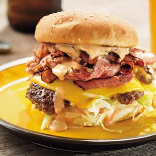 The Pastrami Burger