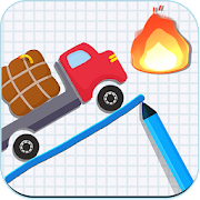 Truck vs Fire: Brain Challenge MOD APK 1.2 (Free Purchases)