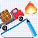 Truck vs Fire: Brain Challenge - Androidアプリ