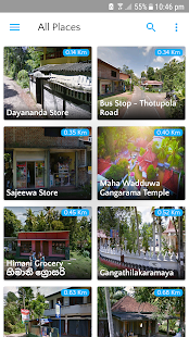 Guide Me  - Real-time Travel Guide App Sri Lanka