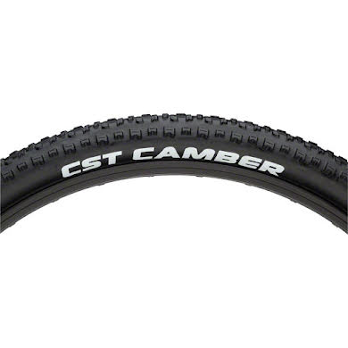 CST Camber Tire 26 x 2.1 Single Compound, 27tpi, Steel Bead