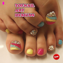 Toe Nail Designs icon