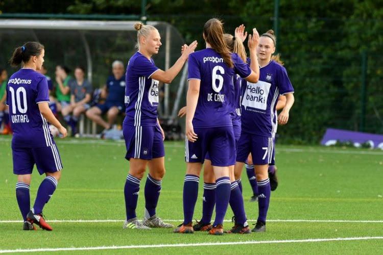 Topper in de Super League tussen Anderlecht en Gent, Standard wil profiteren