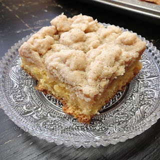 Crumb Cake for a Crowd
